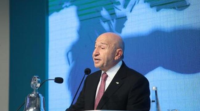 Nihat Özdemir: Futbol ekonomimiz daha da büyüyecek