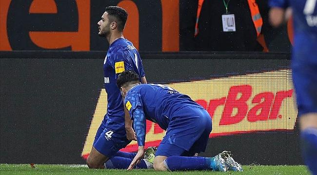 Ozan Kabak Schalke formasıyla ilk golünü attı