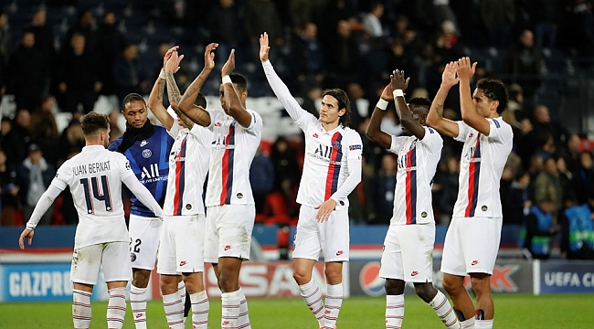 Paris Saint Germain Brügge'ü tek golle geçti
