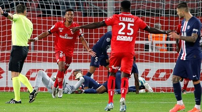 PSG'den sürpriz yenilgi