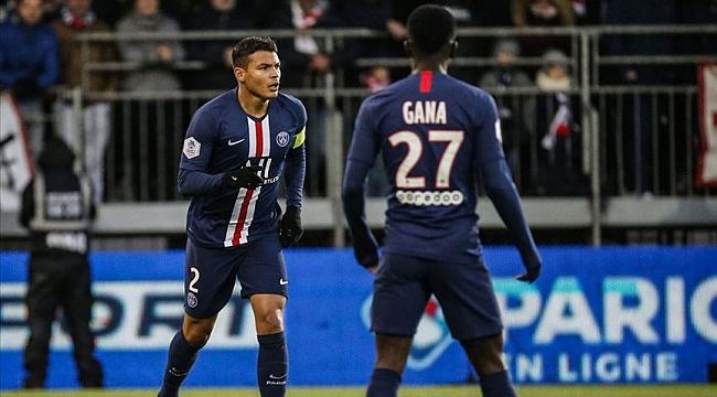 PSG Brest'i deplasmanda mağlup etti