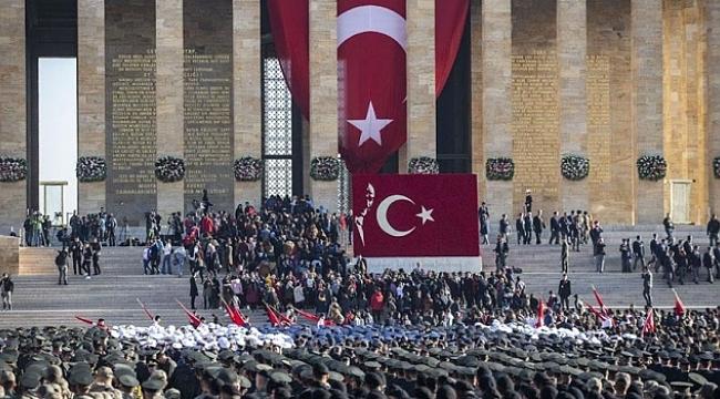 Spor camiası, vefatının 81. yıl dönümünde Atatürk'ü andı
