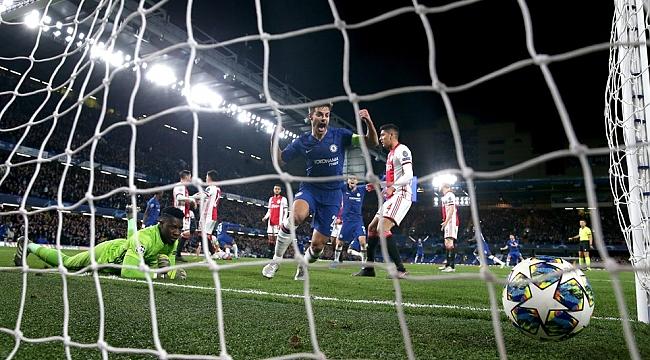 Stamford Bridge'te unutulmaz maç