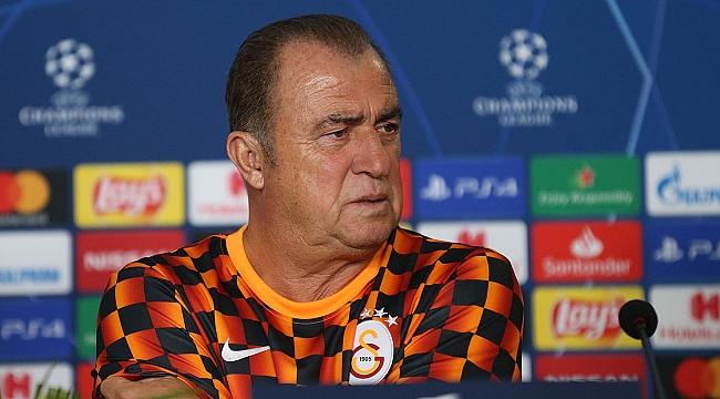 Terim, Real Madrid karşısında 'kaybetmekten korkmayan bir takım' istiyor