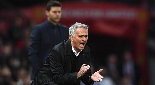 Tottenham'da Pochettino'nun yerine Mourinho göreve geldi