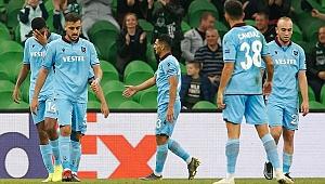 Trabzonspor Krasnodar deplasmanında kaybetti