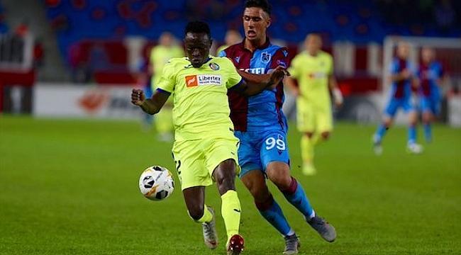 Trabzonspor UEFA Avrupa Ligi'ne veda etti