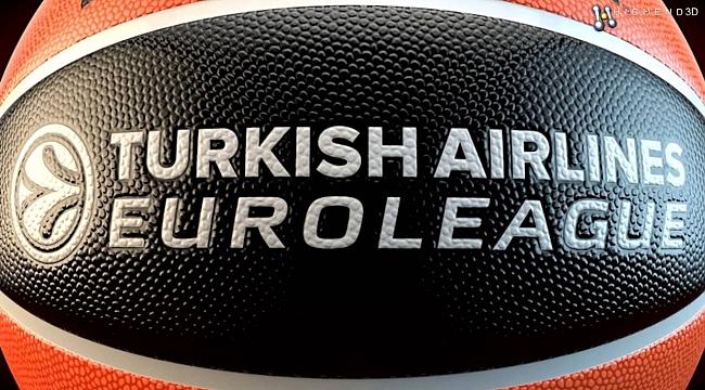 Turkish Airlines Euroleague'de 10. Hafta tamamlandı