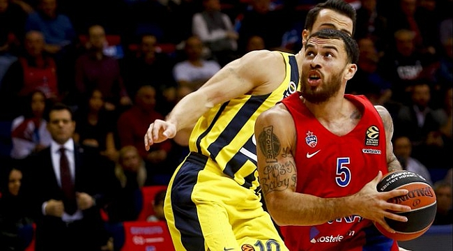 Turkish Airlines Euroleague'de 8. Hafta'nın MVP'si Mike James