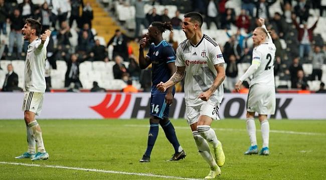 Uzatmalarda kazanan bu kez Beşiktaş