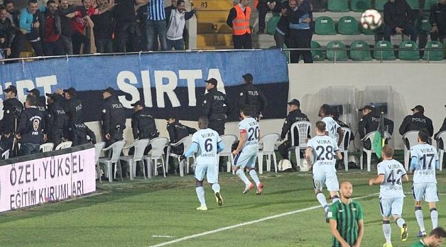 Volkan Şen'in golü Adanademirspor'a yetmedi