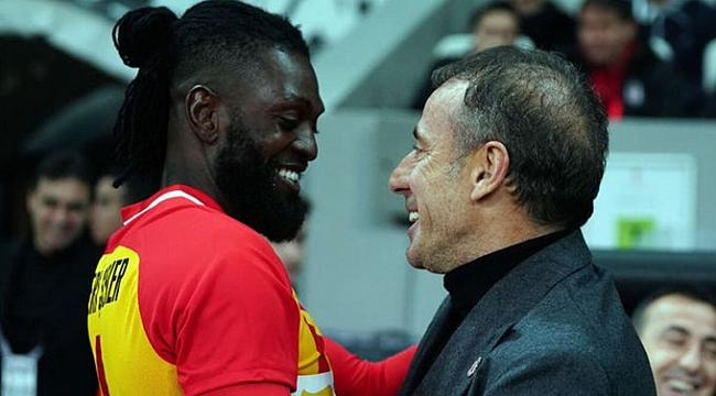 Adebayor: Kayserispor'da son maçıma çıktım