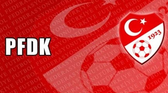 Ahmet Nur Çebi ve Fatih Terim PFDK'ya sevk edildi
