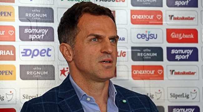 Antalyaspor Tomas'ın sözleşmesini karşılıklı anlaşarak fesh etti