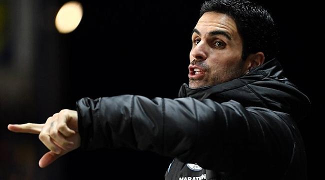 Arsenal'in yeni teknik direktörü Mikel Arteta