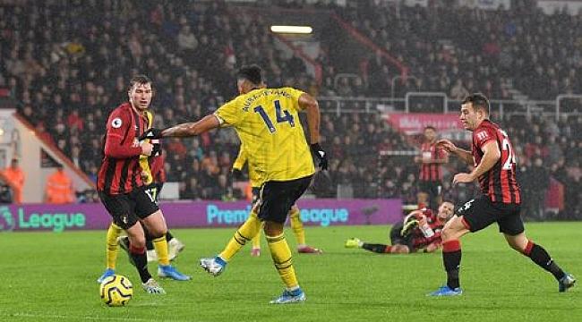 Arteta'lı Arsenal deplasmandan 1 puanla dönüyor