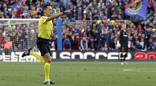 Başakşehir'in kritik maçını İspanyol hakem yönetecek