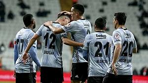 Beşiktaş 24 Erzincanspor'u farklı mağlup etti