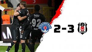 Beşiktaş Kasımpaşa virajını 90+5'te Umut Nayır'la geçti
