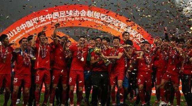 Çin Süper Ligi'nde futbolcu ücretlerine sınırlama geldi