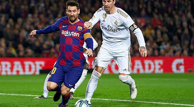 Dağ fare doğurdu El Clasico'da gol sesi çıkmadı