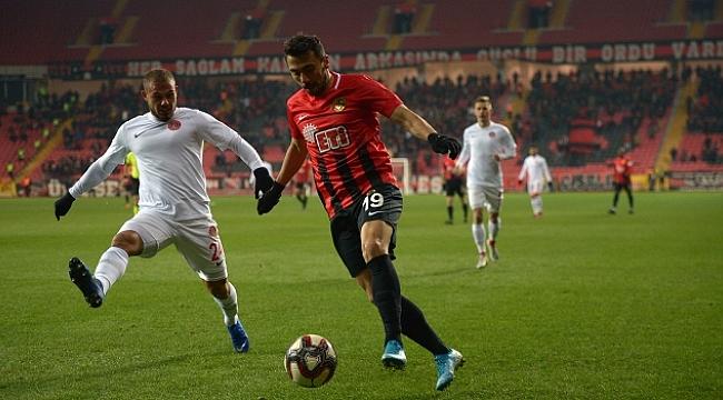 Eskişehirspor Ümraniyespor'u devirdi