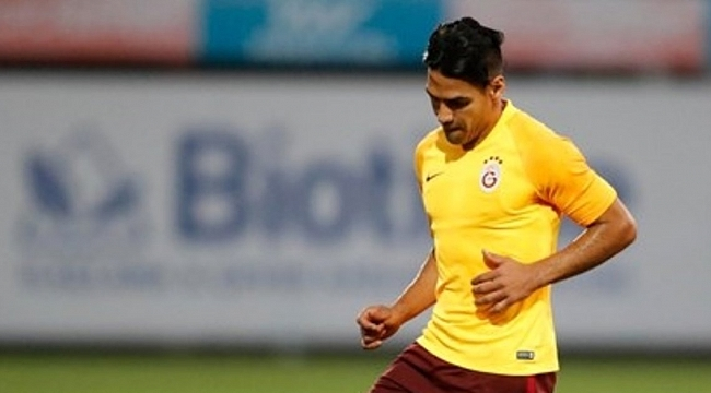 Falcao'nun hedefi PSG maçında oynamak