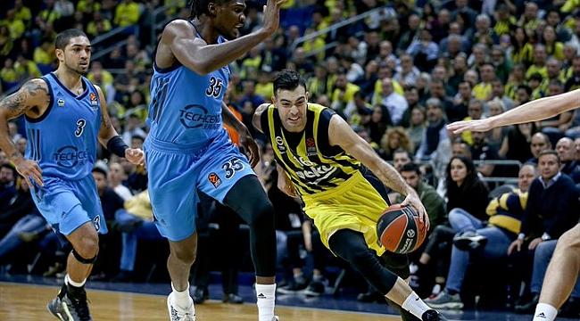 Fenerbahçe Beko Alba Berlin'i uzatmada geçti