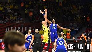 Fenerbahçe Beko - Anadolu Efes maçı ne zaman saat kaçta hangi kanalda ?