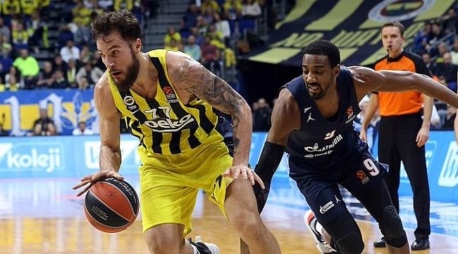 Fenerbahçe Beko son saniye üçlüğüyle yıkıldı
