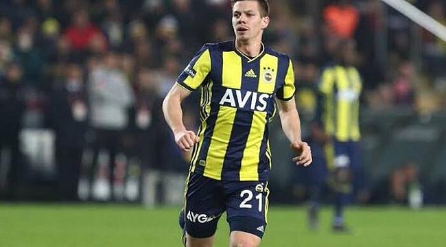 Fenerbahçe'de Miha Zajc 6-8 forma giyemeyecek
