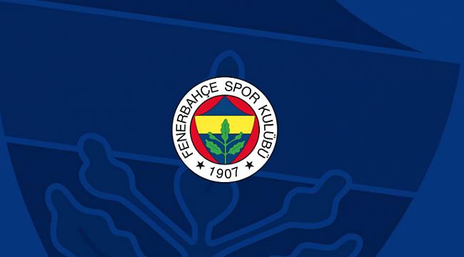 Fenerbahçe'den TFF'nin Kulüp Lisans Talimatı'yla ilgili açıklama