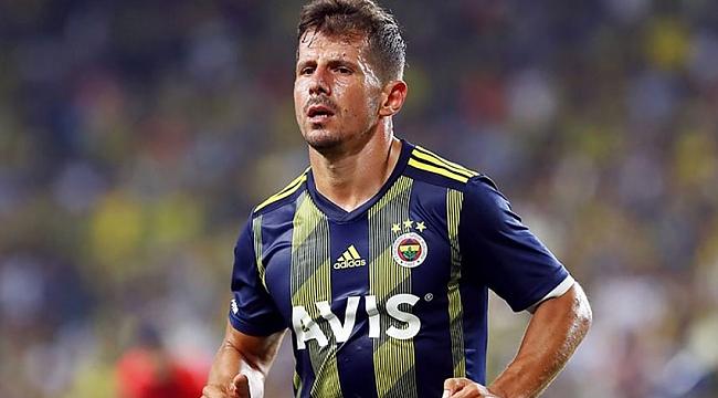 Fenerbahçe'ye derbi öncesi Emre şoku