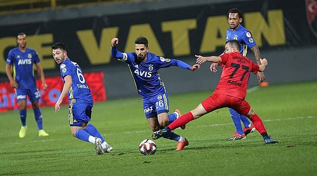 Fenerbahçe İstanbulspor'u bu kez 2-0'la geçti