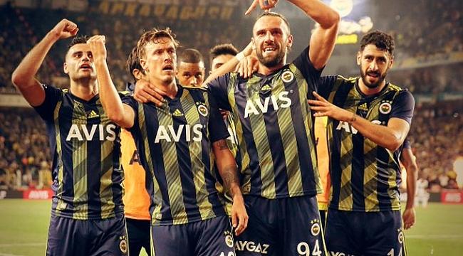 Fenerbahçe Kadıköy'de Beşiktaş'ı mağlup etti