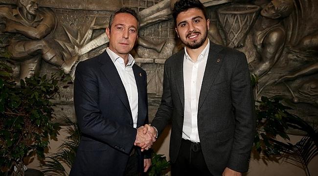 Fenerbahçe Ozan Tufan'la sözleşme yeniledi