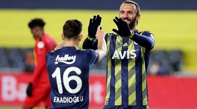 Fenerbahçe tur biletini cebine koydu