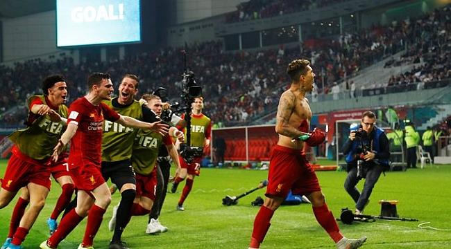 FIFA Dünya Kulüpler Kupası Liverpool'un