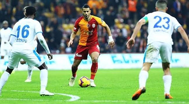 Galatasaray Ankaragücü'nü konuk ediyor