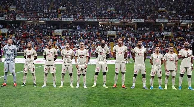 Galatasaray Antalyaspor karşısında