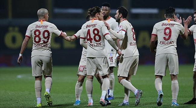 Galatasaray hatasını affetirdi 4-0'la turladı