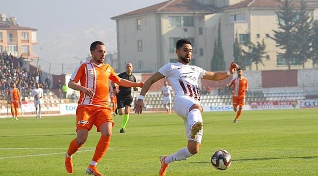 Hatayspor Adanaspor'u tek golle yendi