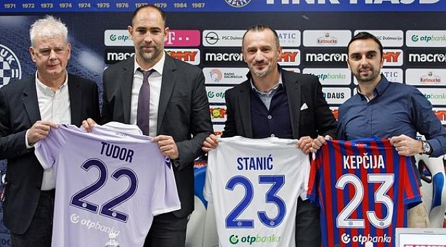 Igor Tudor eski takımına geri döndü