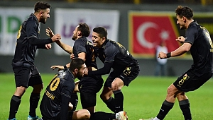 İstanbulspor Eskişehirspor'u 1-0 mağlup etti