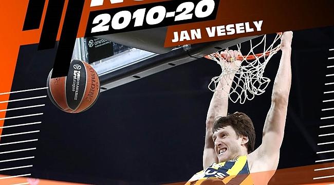 Jan Vesely de Son 10 Yılın En İyileri'ne aday gösterildi