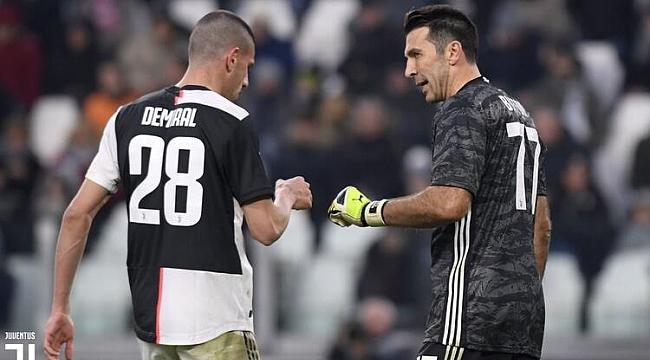 Juventus'ta gündem Merih Demiral