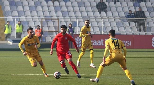 Keçiörengücü Yeni Malatyaspor'u zorladı ama eleyemedi