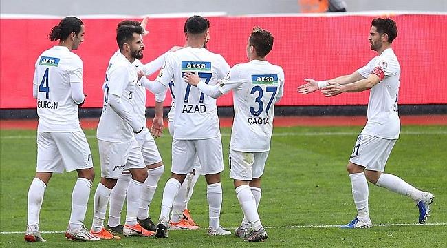Kupa'da Kasımpaşa Vanspor'u mağlup etti