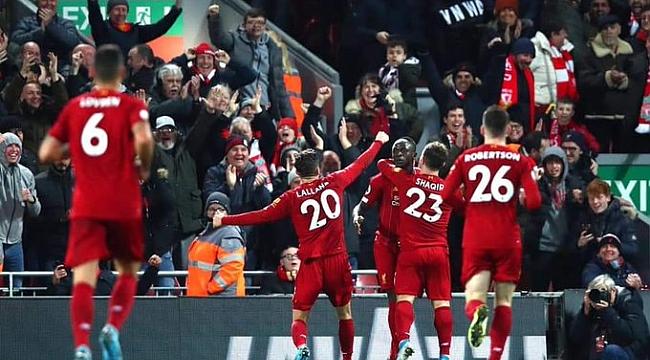 Liverpool ve Leicester haftayı galibiyetle kapattı