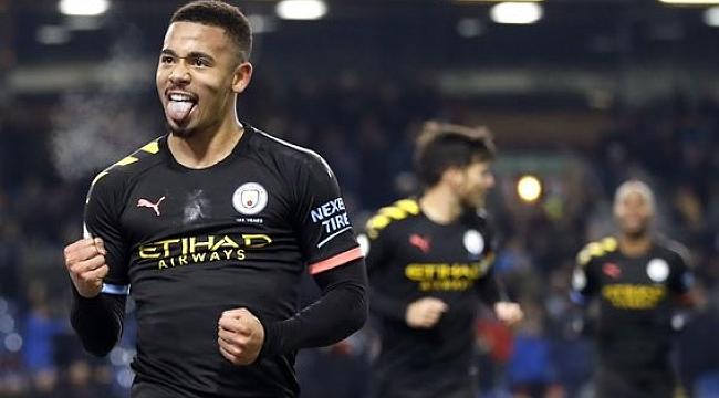 Manchester City ve Atalanta Son 16 Turu'nda